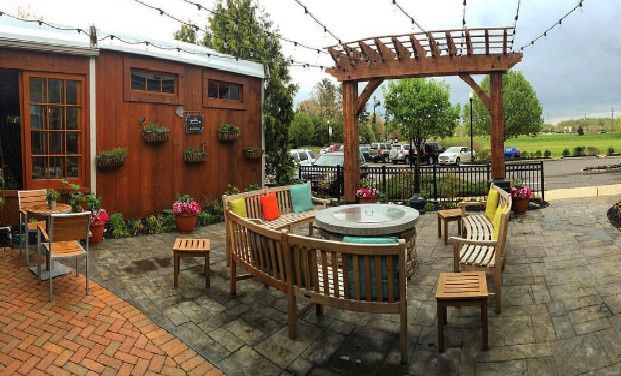 Tmx 1477336323333 Firepit Trenton, NJ wedding venue