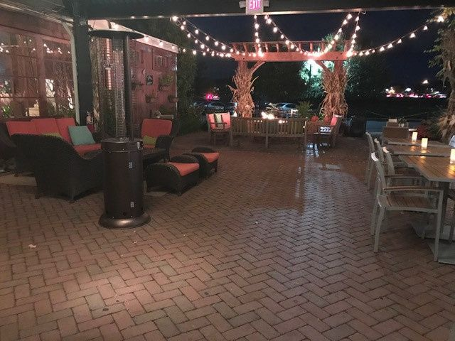 Tmx 1477336459118 Upper Patio 2 Trenton, NJ wedding venue
