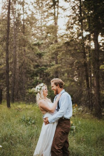Forest Hike Elopement