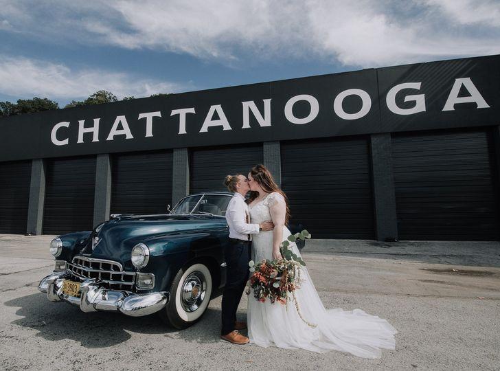 Chattanooga whiskey wedding