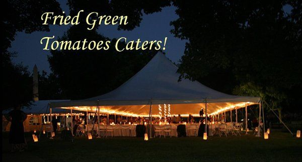 Catered Tent Wedding