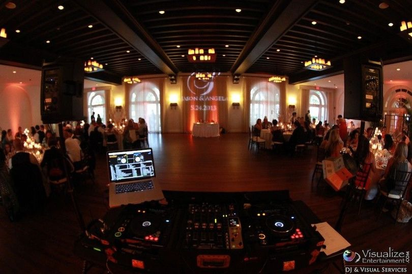 Visualize Entertainment, Inc. - DJ - Lighting - Photo Booth