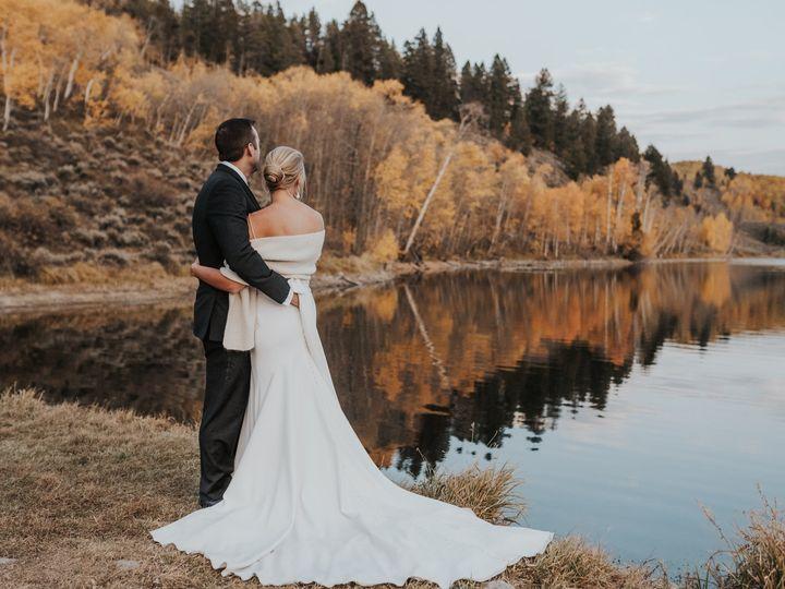 Tmx 2020 Lauren Tim Wedding Crested Butte 152 51 1038215 160487360826017 Evergreen, CO wedding photography