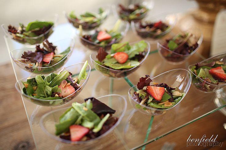 Mini salad cups
