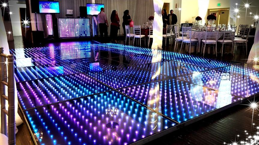 4K LED DANCE FLOOR