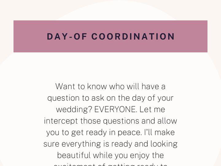 Tmx Day Of Coordination 51 2010315 161463072164836 Ames, IA wedding planner