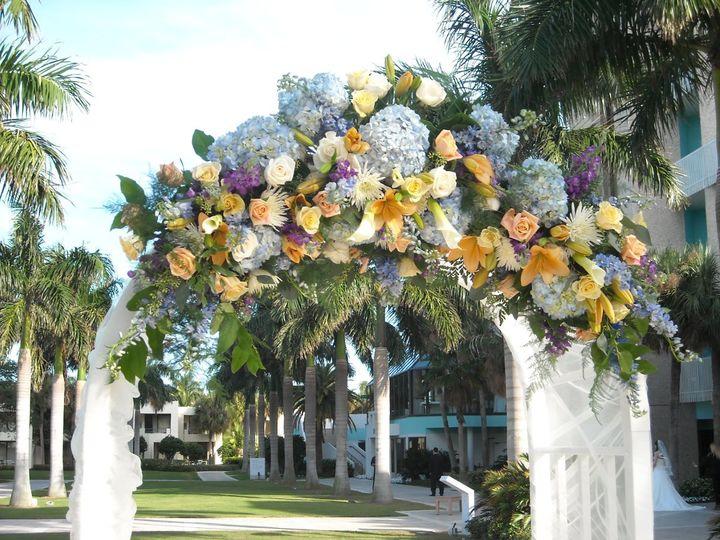 Tmx 1352313420573 Oct2010familyfloweraocean010 Boynton Beach wedding florist