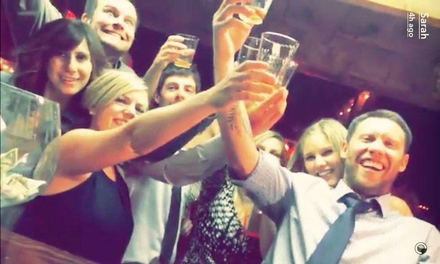 100 Proof Bar Service