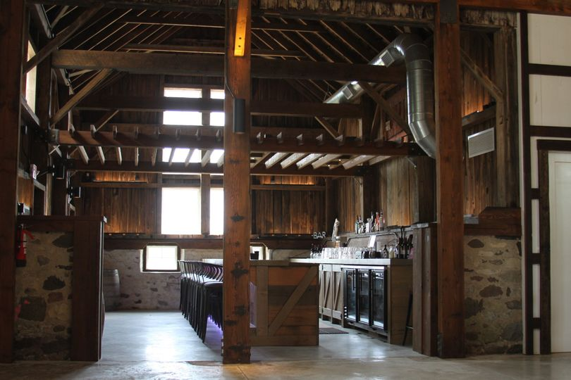80 Year Old Barn Turned Bar