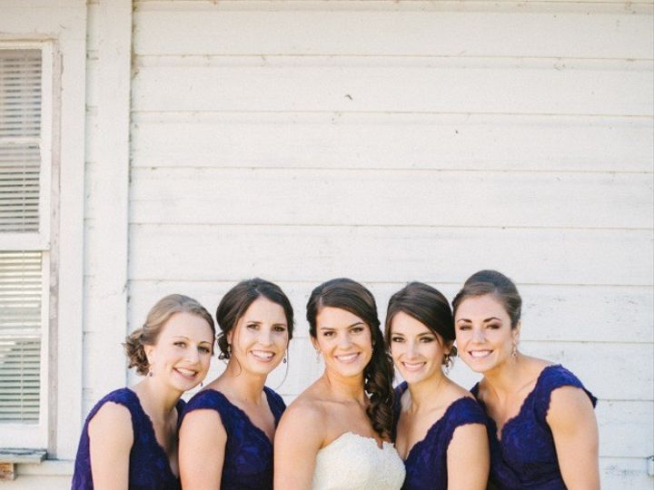 Tmx 1421450339745 Bridal Party Hair And Makeup Claire Madison, WI wedding beauty
