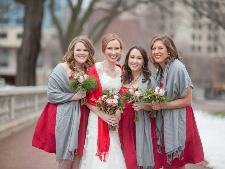 Tmx 1484593506839 Katie Bryce Bridal Party 0064 1 Madison, WI wedding beauty