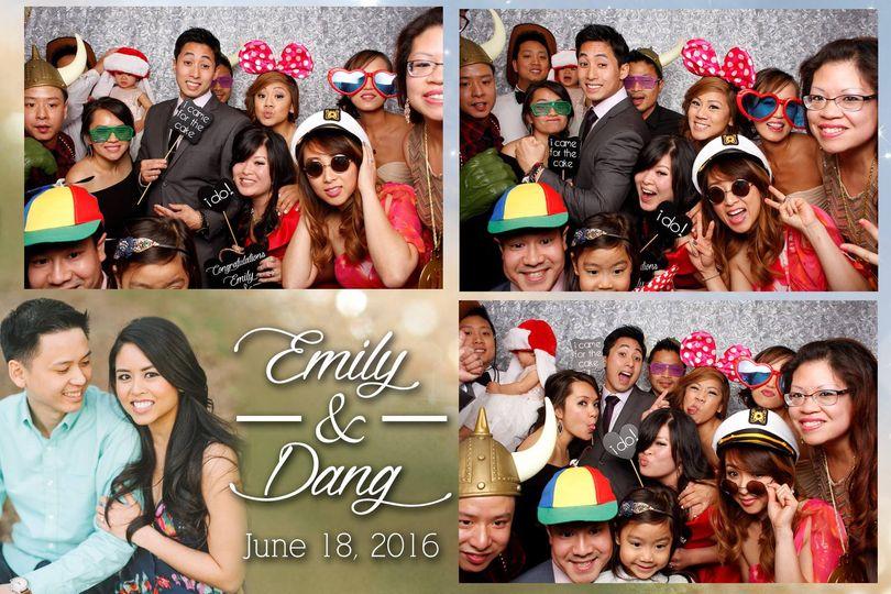 Emily & Dang wedding