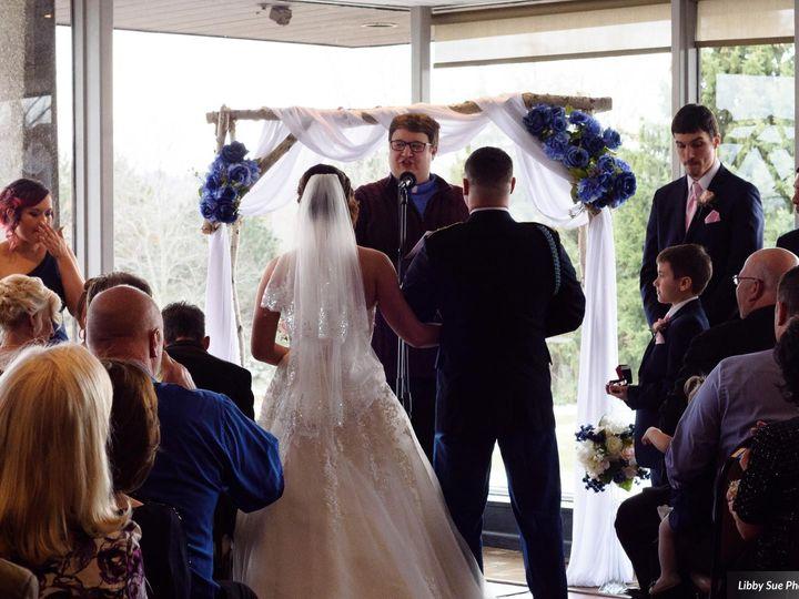 Tmx Savignac Johnson Wedding Western Lakes 4 28 18 Libby Sue Photography Credit Needed 41 51 644315 157721595846377 Pewaukee, WI wedding venue