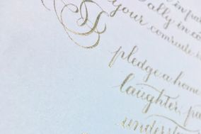 Bon Corbeau Calligraphy