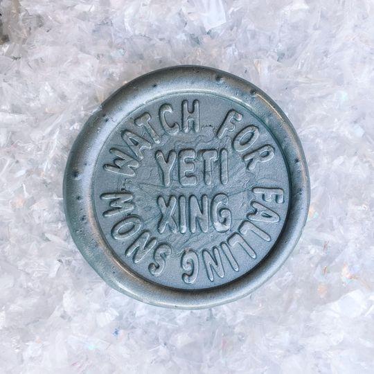 Custom wax seal