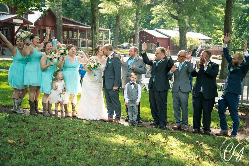 Mountain Top Wedding