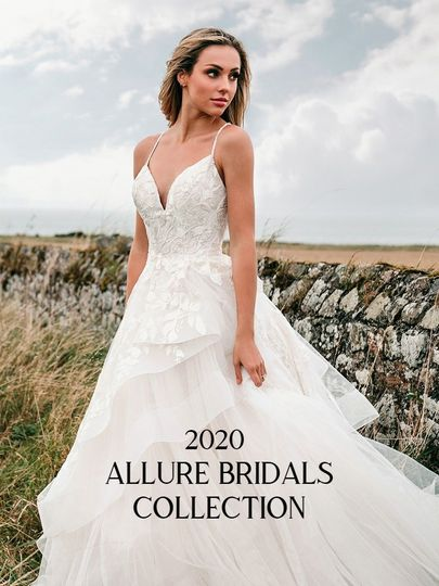 Allure Bridals 2020 Collection