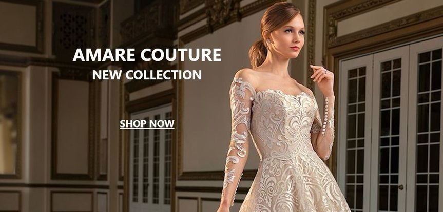 Amare couture new collection