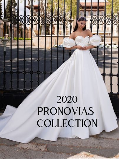Pronovias 2020 Collection