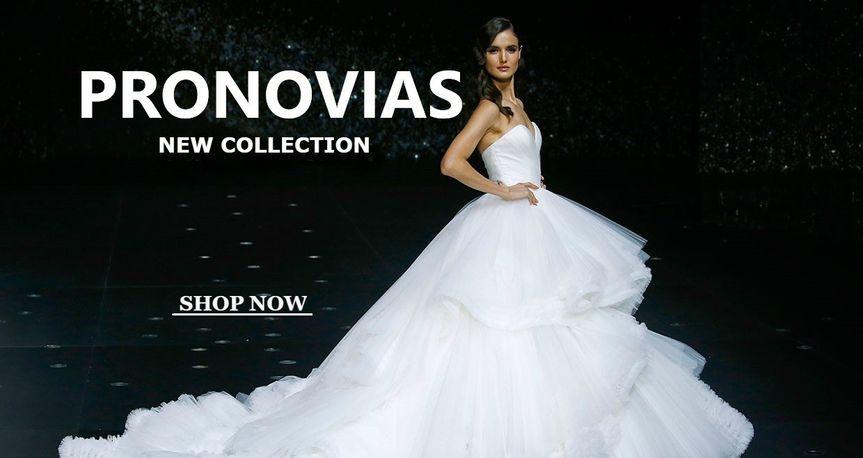 Pronovias new collection