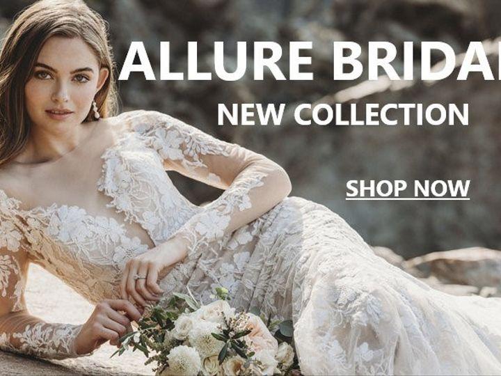 Tmx 2019allure 51 645315 1558281351 Bayside, NY wedding dress