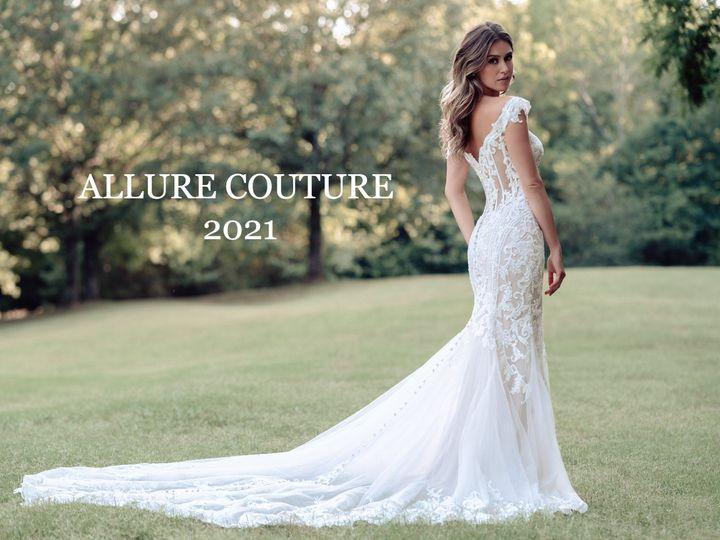 Tmx Allure Couture 2021 51 645315 160771731838179 Bayside, NY wedding dress