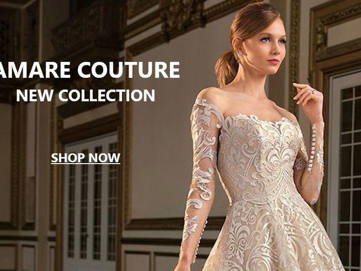 Tmx Amare Couture 51 645315 1558281361 Bayside, NY wedding dress