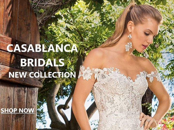 Tmx Casablanca2020 51 645315 1558281367 Bayside, NY wedding dress