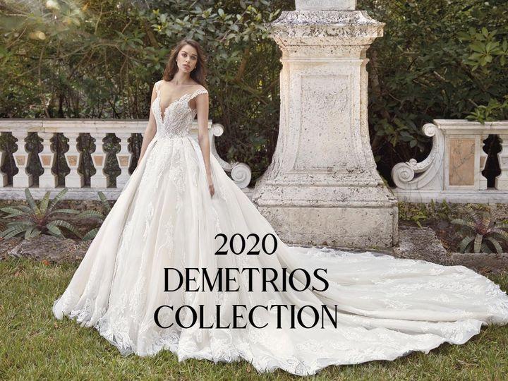 Tmx Demetrios2020 2 51 645315 157644441395320 Bayside, NY wedding dress
