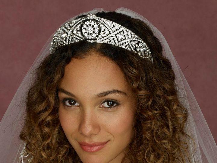 Tmx Marionat Headpiece Veil 51 645315 Bayside, NY wedding dress