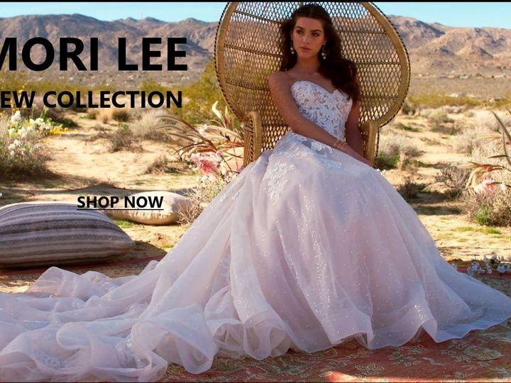 Tmx Mori Lee Fall 2019 51 645315 1558281385 Bayside, NY wedding dress