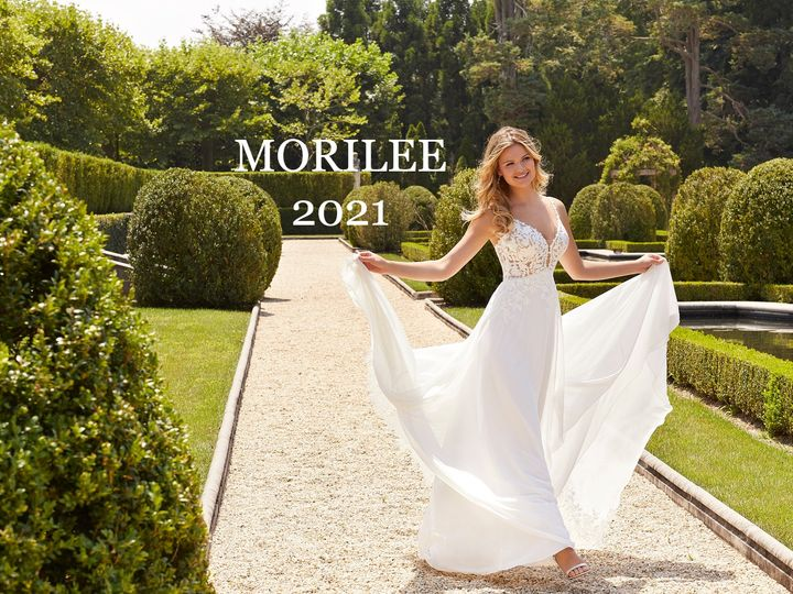 Tmx Morilee 2021 51 645315 160771737611500 Bayside, NY wedding dress