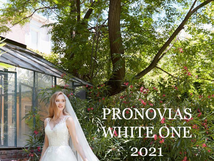 Tmx Pronovias 2021 51 645315 160771739044418 Bayside, NY wedding dress