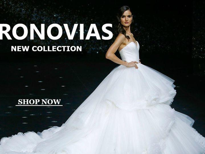Tmx Pronovias2020 51 645315 1558281345 Bayside, NY wedding dress