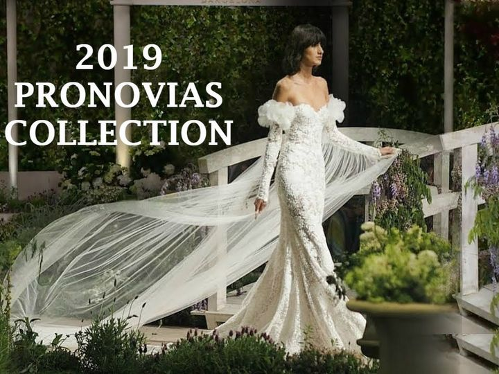 Tmx Pronovias 51 645315 Bayside, NY wedding dress