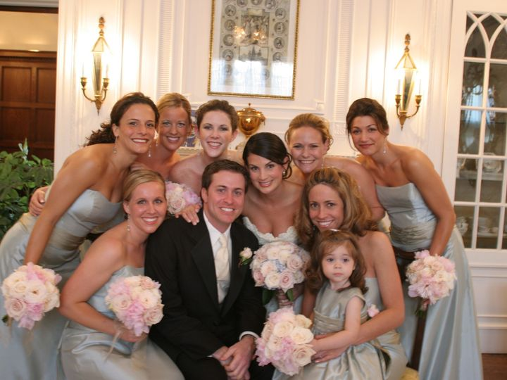 Tmx Groom And Bridesmaids Inrecp Room 51 16315 158411200748913 West Chester, PA wedding venue