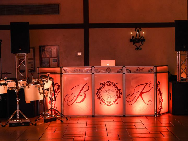 Tmx 1506378533071 Customized Front Boards Deer Park wedding dj