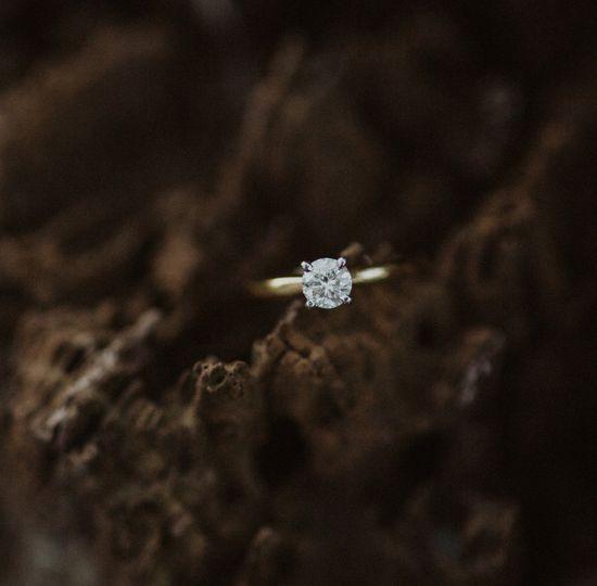 The ring - Blak & Tammy Photography