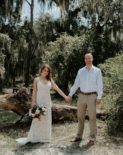 Holding hands - Blak & Tammy Photography