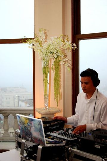 DJ EL @ Flood Mansion, SF