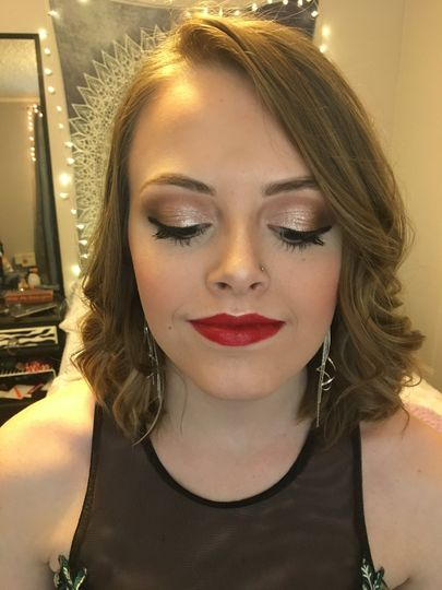 Formal Hair & Makeup