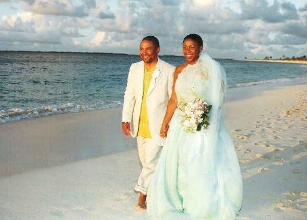 Tmx 1188773624890 StrollingonBeach Brooklyn wedding dress