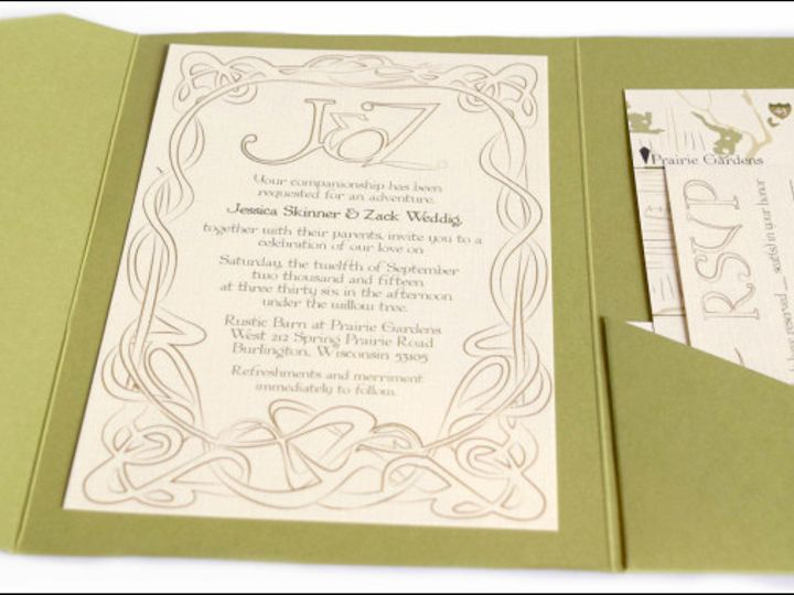 Tmx 1445262045615 1442707142 Menomonee Falls, WI wedding invitation