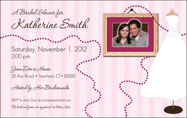 Tmx 1217347524324 Bridal Shower 018 Durham wedding invitation