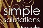 Simple Salutations image