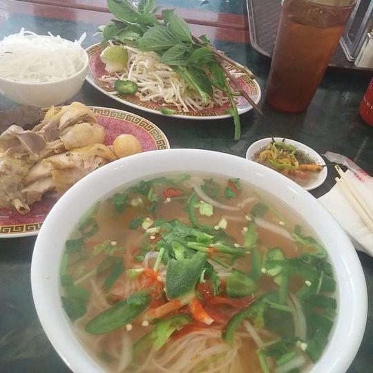 Pho- Vietnamese Noodle Soup