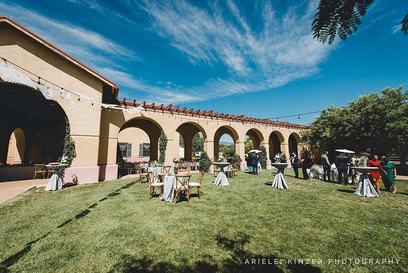 La Mesita Ranch Estate Venue Santa Fe Nm Weddingwire