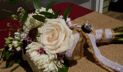 Love and Wishes Floral Design 1
