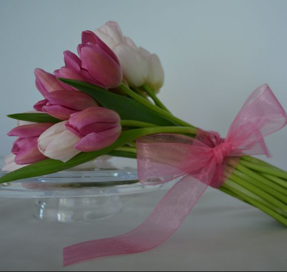 Classic and simple bouquet