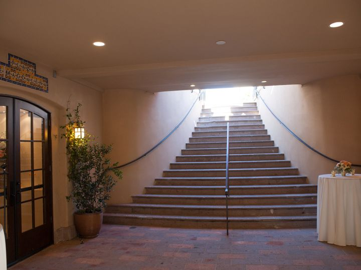 Tmx 1431429291621 Grand Staircase San Juan Capistrano wedding venue